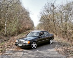 Mercedes w124  Zakliczyn
