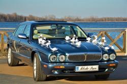 Stylowy Klasyk - Jaguar Daimler X300 Dąbrowa Górnicza