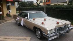 Cadillac Deville 1973 Zaniemyśl