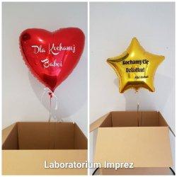Laboratorium Imprez balony-klaun-imprezy Rybnik