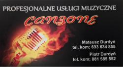 Zespół muzyczny CANZONE Racibórz