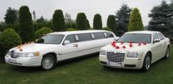 Chrysler 300C, Lincoln Limuzyna! Fontanny czekoladowe Dębica