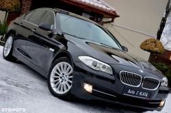 BMW F10 do slubu Puławy