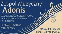 Band Adonis  Lubin