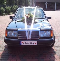 Limuzyna Mercedes W124 Pullman Wrocław
