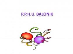 dekoracje balonowe Balonik Barcin
