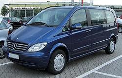 Mercedes Viano - bus dla gości weselnych  Kraków