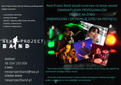 New Project Band Poznań