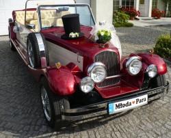 kabriolet do slubu Toruń