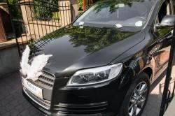 Audi Q7 do ślubu Małopolska Kraków