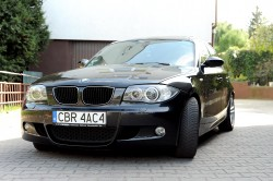 BMW 1 do ślubu Brodnica
