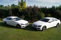 Dwa Mercedesy E klasa W213 w CENIE JEDNEGO! Łask
