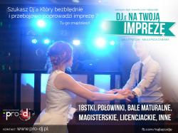 Pro-Dj.pl - Oprawa Multimedialna imprez! Suwałki