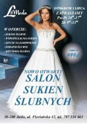 LiModa Salon Sukien Ślubnych w  Jaśle Jasło