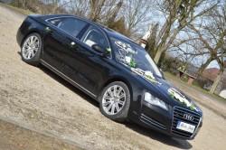 Ekskluzywna limuzyna Audia A8 D4 Sieradz Sieradz