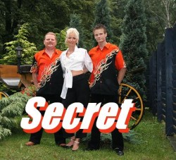 Grupa muzyczna secret band Krapkowice