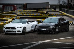 Amerykański Ślub - Mustang & Dodge Charger Chojnice