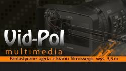 Studio Filmowe - Filmowanie Kranem  filmowym- Foto Reportaże Skierniewice