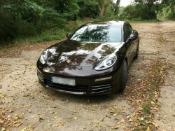Porsche Panamera do ślubu- Wrocław Wrocław