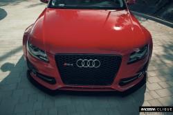 Audi A4 pneumatyka ADV Jedyne na świecie ! Częstochowa