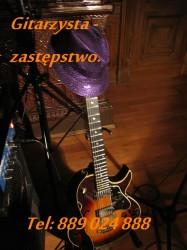 Gitarzysta Jarosław