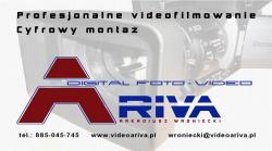 "Digital Foto-Video ""ARIVA"" Arkadiusz Wroniecki Dąbrowa Górnicza"