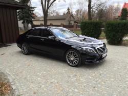 Nowy Mercedes-Benz S500 / AMG /Łowicz/Skierniewice/Łódź/do ślubu Łowicz