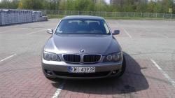 BMW 745 LI idealna limuzyna do ślubu Wieliczka