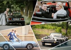 Triumph Spitfire Cabrio - Sam prowadzisz - zabytkowe kabriolety Łódź