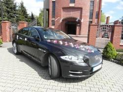 Jaguar XJ, Jaguar XF, Audi Q7 przepiękne auto na ślub Kraków Kraków