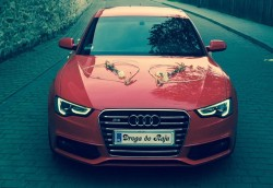 Piękne AUDI A5 sportback S-Line do ślubu!Nowy Sącz/Nowy Targ Nowy Sącz