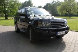 RANGE ROVER AUTO DO ŚLUBU Katowice
