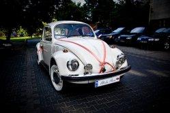 Garbus do ślubu , na wesele , zabytkowy (biały , beżowy , kremowy) Warszawa