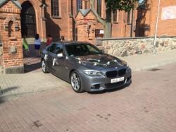 BMW DO ŚLUBU  F10 E60  Mińsk Mazowiecki