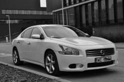 Nissan Maxima 2010 - biała Warszawa