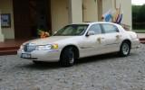Auto do ślubu Koluszki