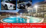 Chrysler 300C NAGRODA !!! 2 DNI W TERMACH SZAFLARY Siemianowice Śląskie