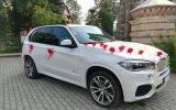 BMW X5 M-PAKIET 2018r biała perła.  Bochnia