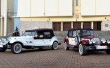 RETRO kabriolet do ślubu Zabytkowe auto na wesele Luxusowe samochody Biała Podlaska