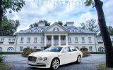 Bentley,  Jaguar, Maserati, Phantom -najlepsze samochody ślubne!!! Warszawa