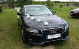 Audi A4 B8 CZARNA PER�A CHROM Bia�obrzegi