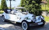 Samochody do wynajęcia na ślub wesele Kabriolet Nestor Baron Chrysler Sokołów Podlaski