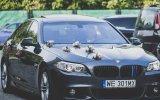 Auto Premium BMW serii 5 do ślubu Otwock