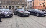 Jaguarem do ślubu Bydgoszcz