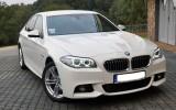 ! Nowe BMW Serii 5 2014r. DO �LUBU ! M-PAKIET ! BIEL ALPEJSKA ! Krak�w