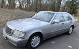Limuzyna na ślub i inne okoliczności, klasyczny Mercedes S Legionowo
