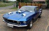 Mustang 1969 ,Mercury 1978 Bydgoszcz