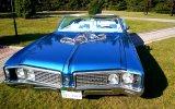 Buick Electra 6 miejsc kabriolet klasyk auto samochód do ślubu! Olsztyn
