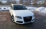 Audi a4 na ceremoni� �lubu Gr�dek nad Dunajcem