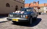 Volvo 244 do ślubu Jarosław